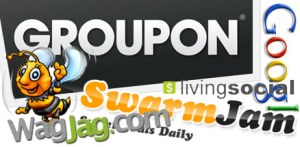 GroupOn coupon sites